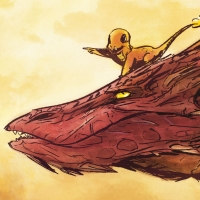 Smaug and Charmander